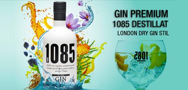 Gin 1085 aus Toledo