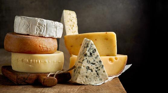 Wie Sie Käsesorten unterscheiden können